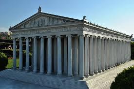 7 maravilhas do Mundo Antigo: Templo de Ártemis em Éfeso