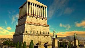 7 maravilhas do Mundo Antigo: Mausoléu de Halicarnasso